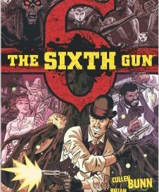 Cover of Sixth Gun Vol 2 TPB