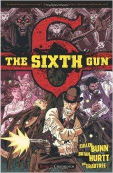 Cover of Sixth Gun Vol 2 TPB