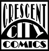 Crescent City Comics, New Orleans, LA Logo