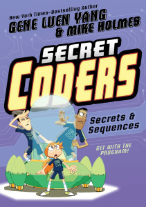 Secret-Coders-Book-3-Art-by-Mike-Holmes